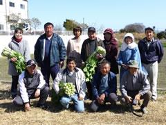 徳島県の農家の方々